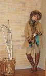 Adventure Jacket ~ 141520 & Wild Coyote Hat ~ 141921