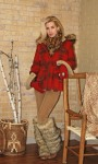 Winnipeg Jacket ~ 141506 & Mountain Wolf Leg Warmers ~ 141923
