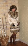 High Country Coat ~ 141512 & Wild Coyote Hat ~ 141921