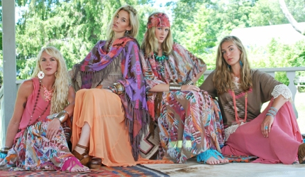 Gypsy banner